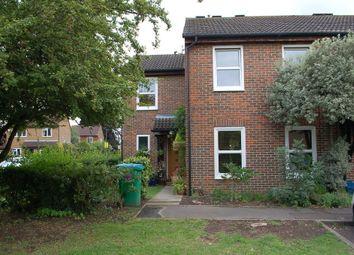Thumbnail 4 bed end terrace house for sale in Walker Close, Hampton