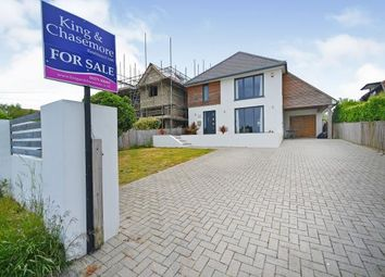 Longhill Road, Ovingdean, Brighton, East Sussex BN2. 4 bed detached house for sale