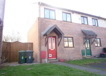 Thumbnail 2 bed end terrace house to rent in Cowdrey Mews, Lancaster