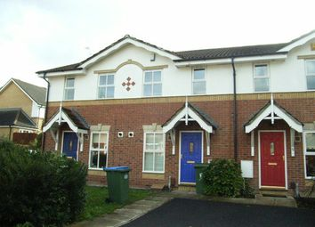 Thumbnail 2 bed terraced house to rent in Barrie Close, Whiteley, Fareham