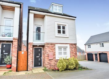 Thumbnail 4 bed detached house for sale in Lower Lodge Avenue, Eden Park, Rugby