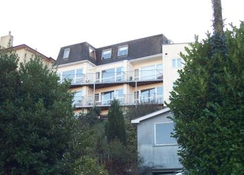 Thumbnail 3 bed flat to rent in Higher Erith Road, Torquay