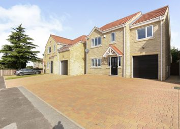 Thumbnail 4 bed detached house for sale in Swinston Hill Court, Dinnington, Sheffield