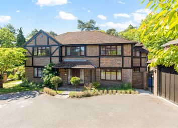 Thumbnail 5 bed detached house to rent in Oakdene, Sunningdale, Ascot