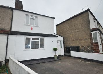 Thumbnail 2 bed end terrace house to rent in Ivy Close, Dartford