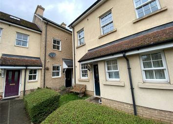 Thumbnail Terraced house to rent in Monarch Court, St. Ives