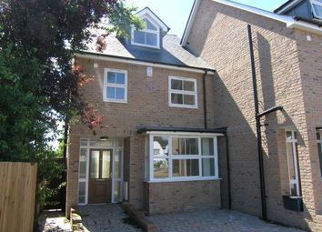 Thumbnail 4 bed property to rent in Holland Close, Epsom