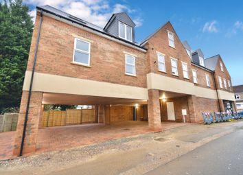 Thumbnail 2 bed flat for sale in Station Road, Desborough, Kettering