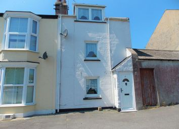 Thumbnail 4 bed terraced house for sale in Easton Street, Portland