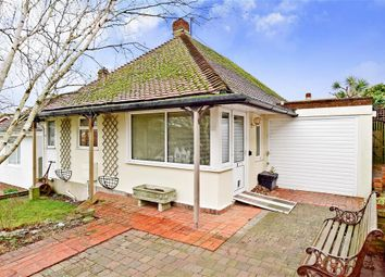 Thumbnail 2 bed detached bungalow for sale in Stanmer Avenue, Saltdean, Brighton, East Sussex