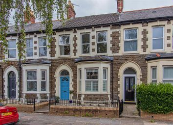 Thumbnail 4 bed terraced house for sale in Rawden Place, Riverside, Cardiff