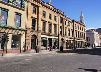 Thumbnail 1 bed flat to rent in Ingram Street, Merchant City, Glasgow