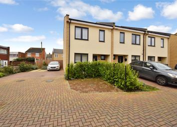Thumbnail 3 bedroom end terrace house for sale in Castle Street, Swanscombe, Kent
