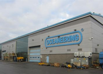 Thumbnail Light industrial to let in Oceaneering Complex, Pitmedden Road, Dyce, Aberdeen, Aberdeen City