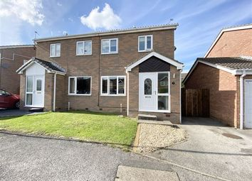 Thumbnail 3 bed semi-detached house for sale in Hursley Close, Sothall, Sheffield