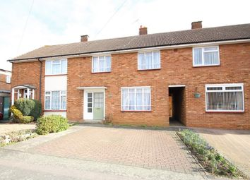 Thumbnail 3 bed terraced house for sale in Mead End, Biggleswade, Bedfordshire