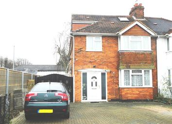 Thumbnail 5 bedroom semi-detached house for sale in Buckingham Avenue East, Slough