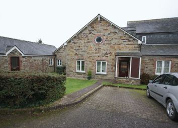 Thumbnail 1 bed flat for sale in Castle Hill Court, Cross Lane, Bodmin