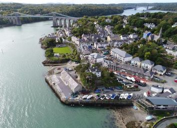 Thumbnail 2 bed maisonette for sale in Menai Quays, Menai Bridge, Anglesey, North Wales