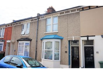 Thumbnail 3 bed terraced house for sale in Reginald Road, Southsea