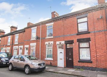 Thumbnail 2 bed terraced house for sale in Kenworthy Street, Tunstall, Stoke-On-Trent