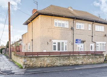 Thumbnail 3 bed terraced house for sale in Whinney Lane, Streethouse, Pontefract