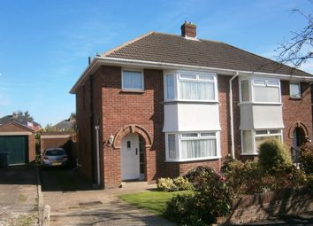 Thumbnail 3 bed semi-detached house for sale in Dore Avenue, Portchester