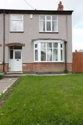 Thumbnail 4 bedroom end terrace house to rent in Barkers Butts Lane, Coventry