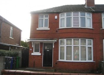 Thumbnail 4 bed property to rent in Brentbridge Road, Whalley Range, Manchester