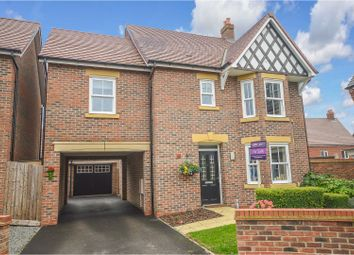 4 bed detached house for sale in Manley Way, Bedford MK42