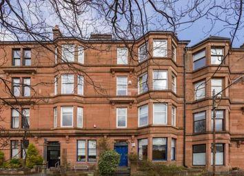 Thumbnail 2 bed flat for sale in Kingsley Avenue, Glasgow, Lanarkshire