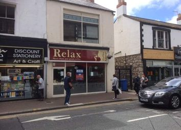 Thumbnail Retail premises for sale in 3A Wellington Road, Rhyl