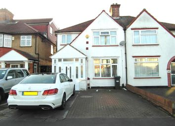 Thumbnail 3 bed semi-detached house to rent in The Warren, Heston, Hounslow