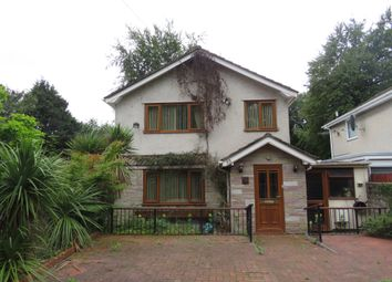 Thumbnail 3 bed detached house for sale in Cefn Glas, Ynysforgan, Swansea