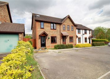 Thumbnail 3 bed end terrace house for sale in Moorhen Drive, Lower Earley, Reading, Berkshire