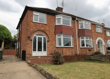 Thumbnail 3 bed semi-detached house for sale in Leadale Crescent, Mansfield Woodhouse, Mansfield