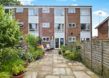 Thumbnail 3 bedroom town house for sale in Langton Close, City Centre, Winchester
