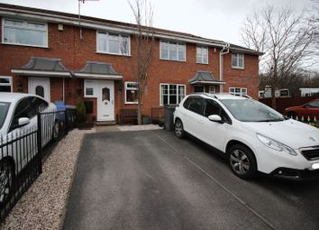 Thumbnail 2 bed town house for sale in Odell Grove, Burslem, Stoke-On-Trent
