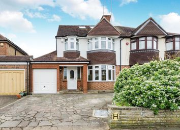 Thumbnail 4 bedroom semi-detached house for sale in Grafton Road, Enfield