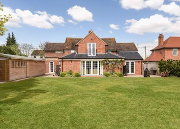 Thumbnail 5 bedroom detached house for sale in Main Street, West Hagbourne, Didcot