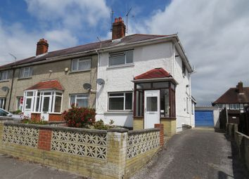 Thumbnail 2 bed end terrace house for sale in Lupin Road, Southampton