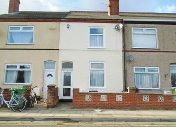 Thumbnail 2 bed terraced house to rent in Beeson Street, Grimsby