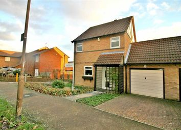 Thumbnail 3 bedroom detached house for sale in Chepstow Drive, Bletchley, Milton Keynes