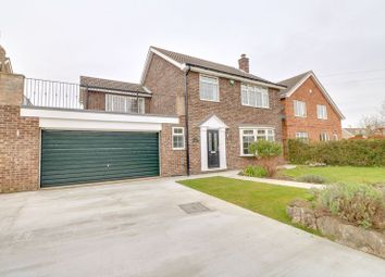 Thumbnail 4 bed detached house for sale in Moorlands, Westwoodside, Doncaster