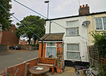 Thumbnail 2 bed end terrace house for sale in Queens Place, Mill Road, Great Yarmouth