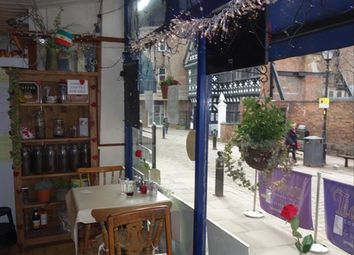 Thumbnail Retail premises for sale in Cafe Bar And Restaurant SK1, Stockport