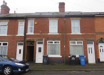 Thumbnail 4 bed property to rent in Arundel Street, Derby, Derbyshire