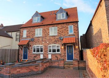 Thumbnail 4 bed semi-detached house for sale in High Street, Burringham