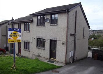 Thumbnail 3 bed property to rent in Graythwaite Close, Dalton In Furness