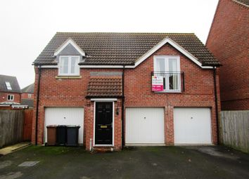 Thumbnail 2 bed property for sale in Owl Close, Witham St. Hughs, Lincoln